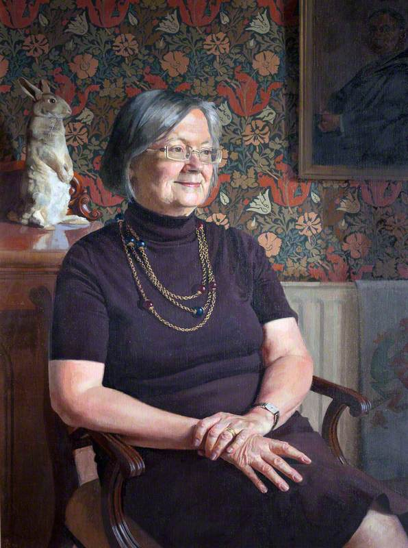 Right Honourable Baroness Hale of Richmond, Lord of Appeal in Ordinary, Visitor of the College