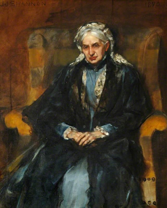 Anne Jemima Clough, First Principal
