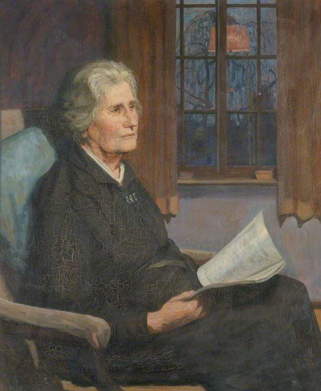 Mary Paley Marshall, One of Five Original Newnham College Students, Newnham College (1871–1874), Lecturer (1875–1876)