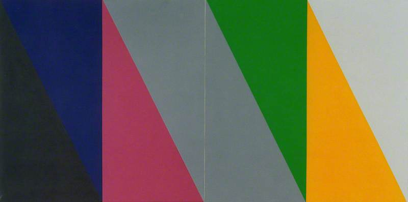 Double Square Painting No. 1