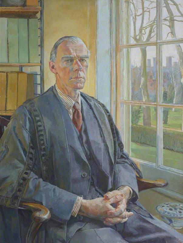 Richard Hume Adrian (1927–1995), 2nd Baron Adrian