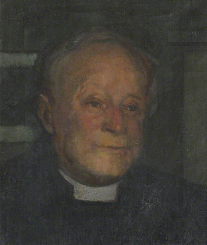 Charles Travers Wood, Chaplain, Fellow (1900–1961)
