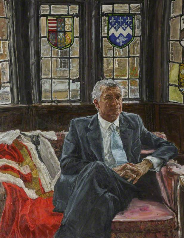 Lord Eatwell (b.1945), President