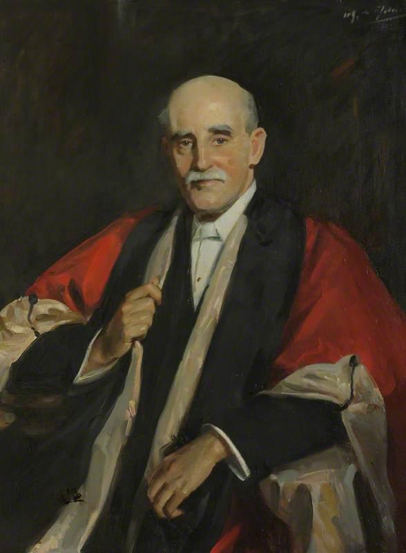 Thomas Cecil Fitzpatrick (1861–1931), Fellow (1888–1906), President (1906–1931)