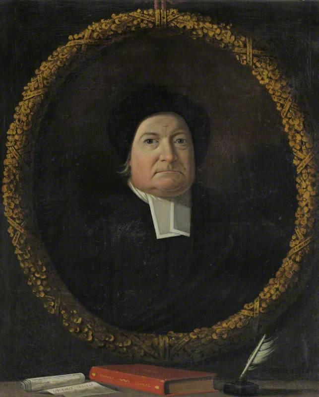 Francis Blackburne (d.1787), Conduct Fellow (1728–1729)