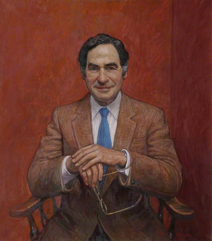Gabriel Horn (1927–2012), Master (1992–1999)