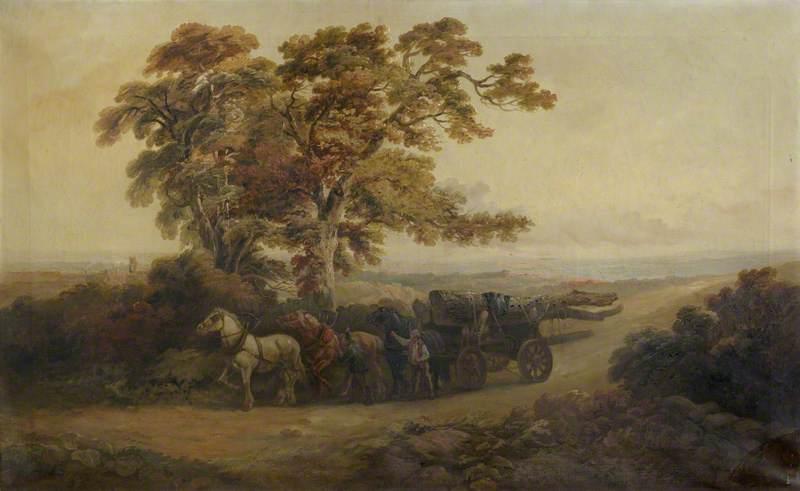 Lumber Waggon