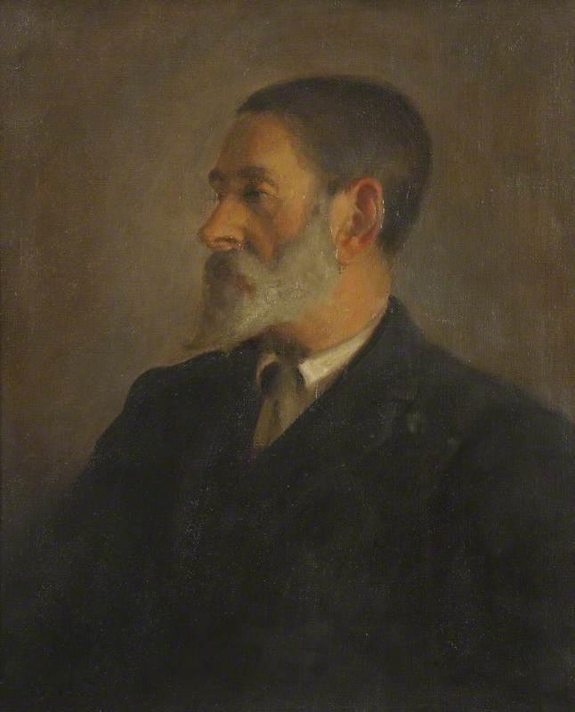 Francis Henry Neville (1847–1915), FRS, Fellow