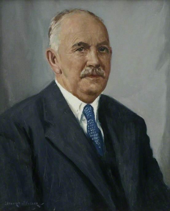 R. A. Thomas, Governor, Camborne School of Mines