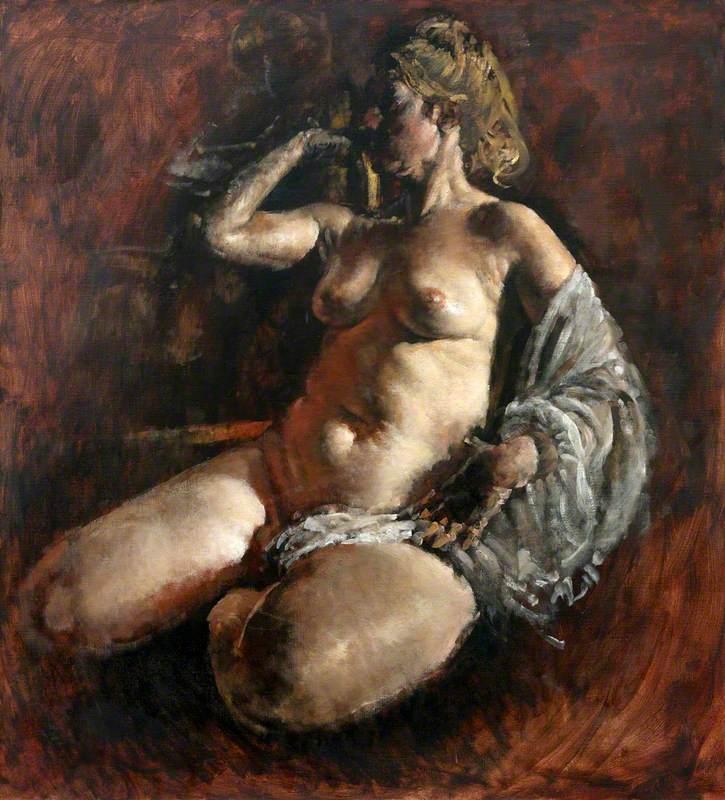 Eleanor, Nude