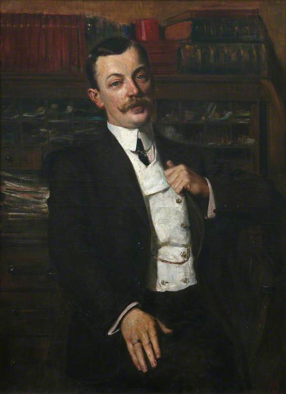 Mr Armitage, Town Clerk of Falmouth