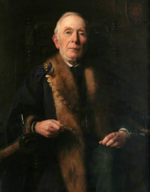 Edward Pethybridge, Mayor (1866 & 1881)