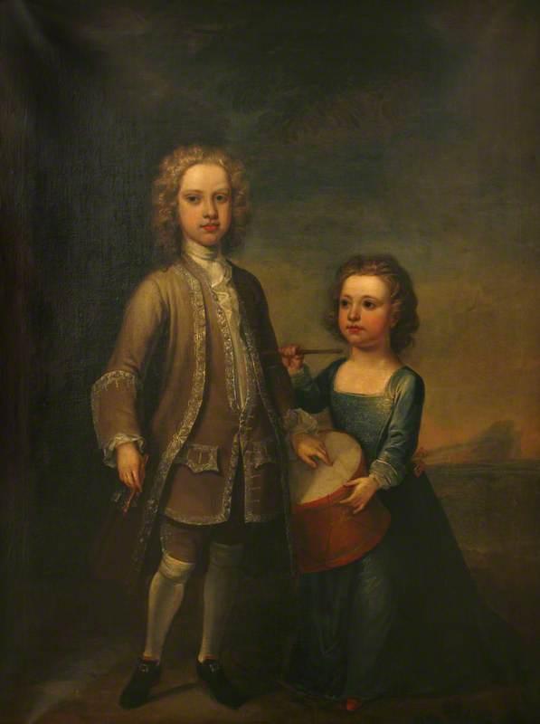 George, 1st Earl of Mount Edgcumbe (1720–1795) and Richard, 2nd Baron (1716–1761)