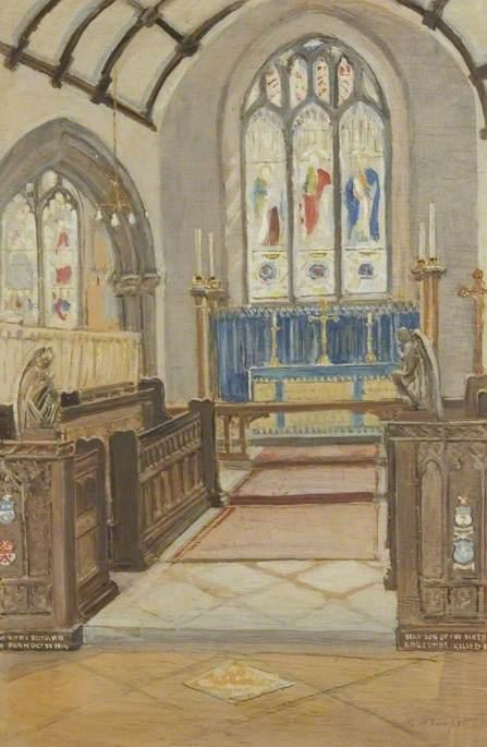 Chapel Interior (Maker Church)