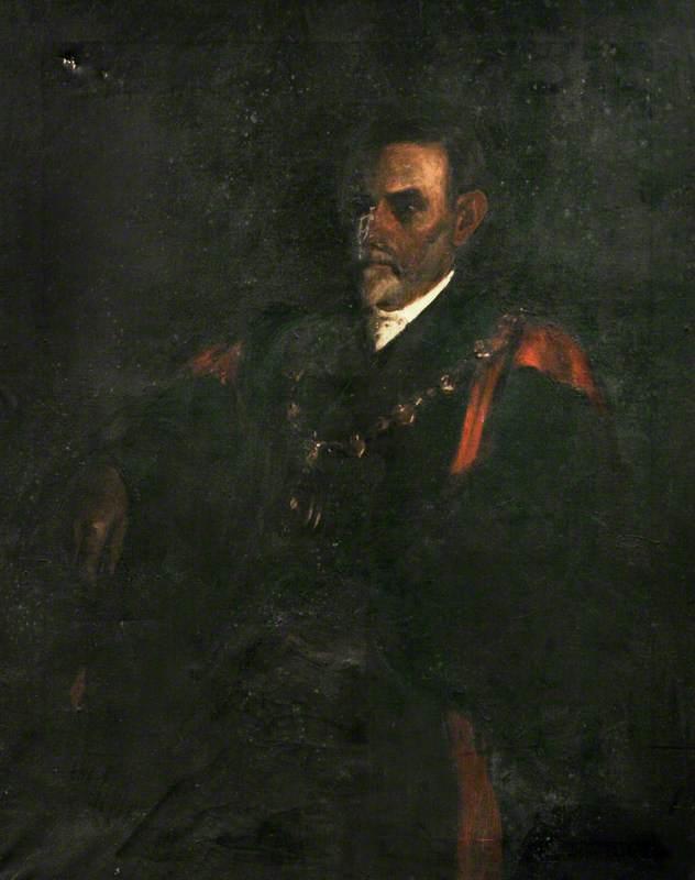 William Harvey Julyan, JP, Alderman (1892), and Mayor (1893–1895)