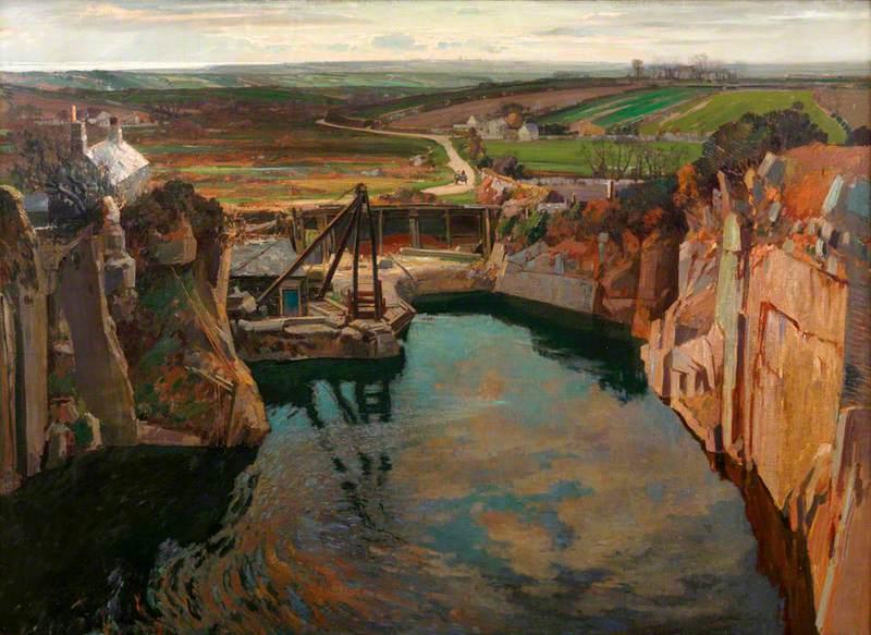 Kerris Quarry