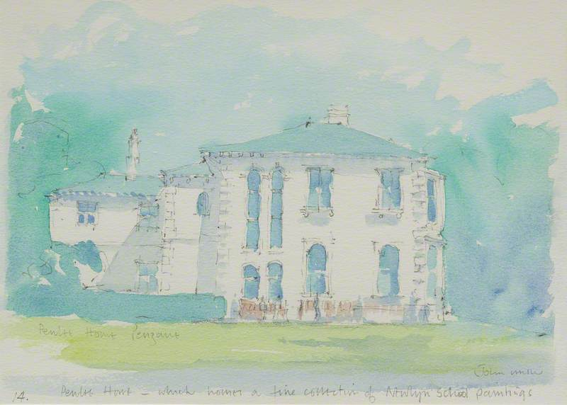 Penlee House, Penzance