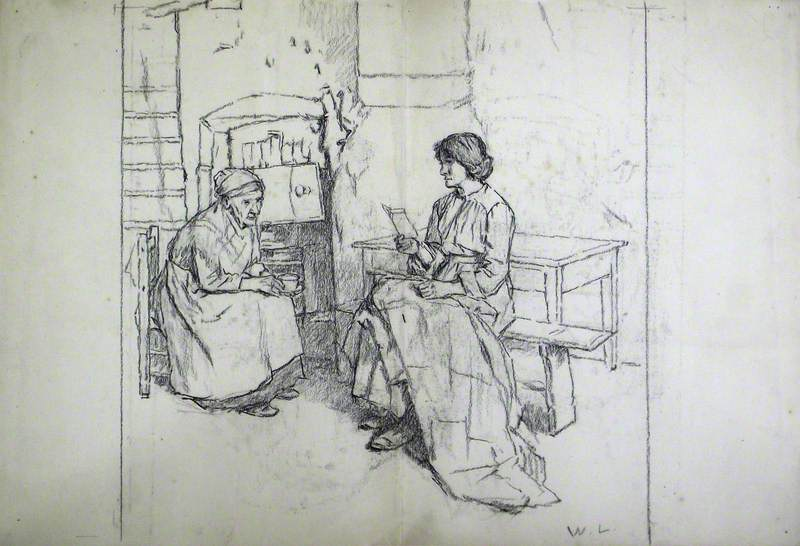 Study of Two Women