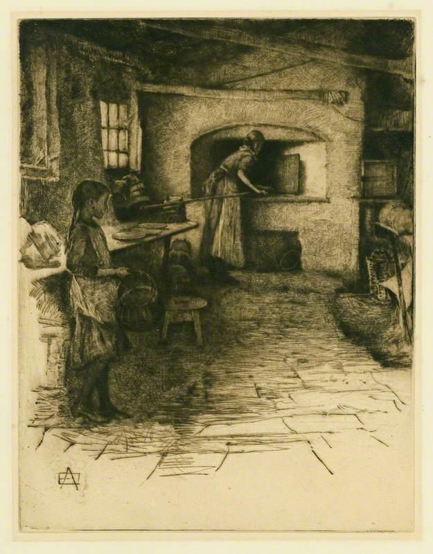 A Village Bakehouse