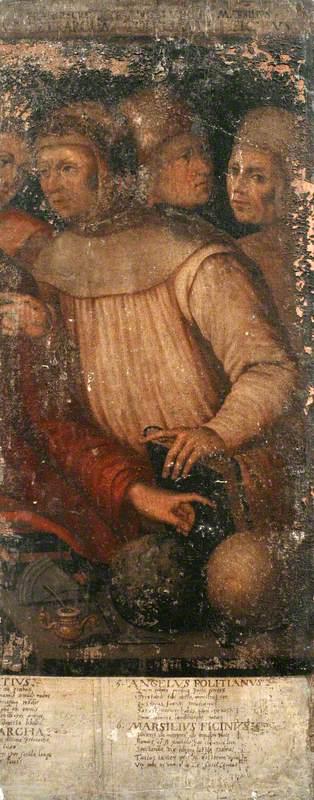Six Tuscan Poets