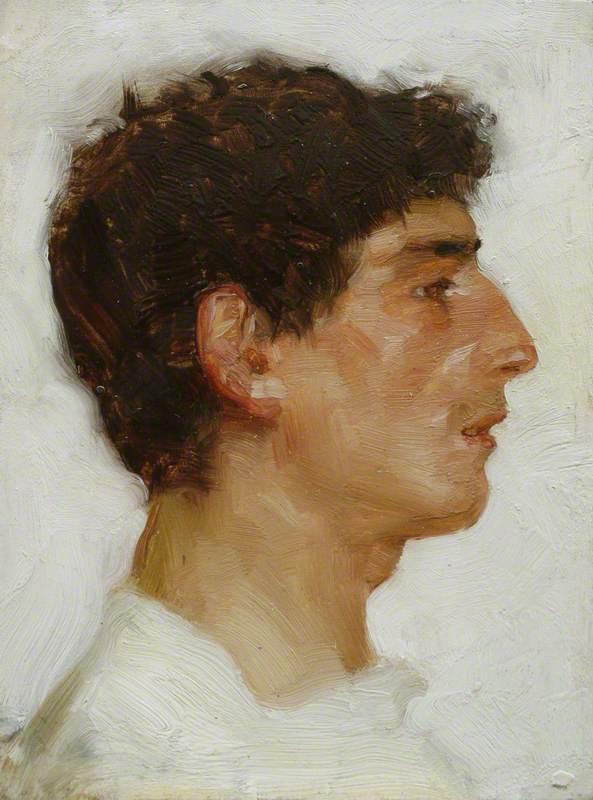 Portrait of an Italian Youth