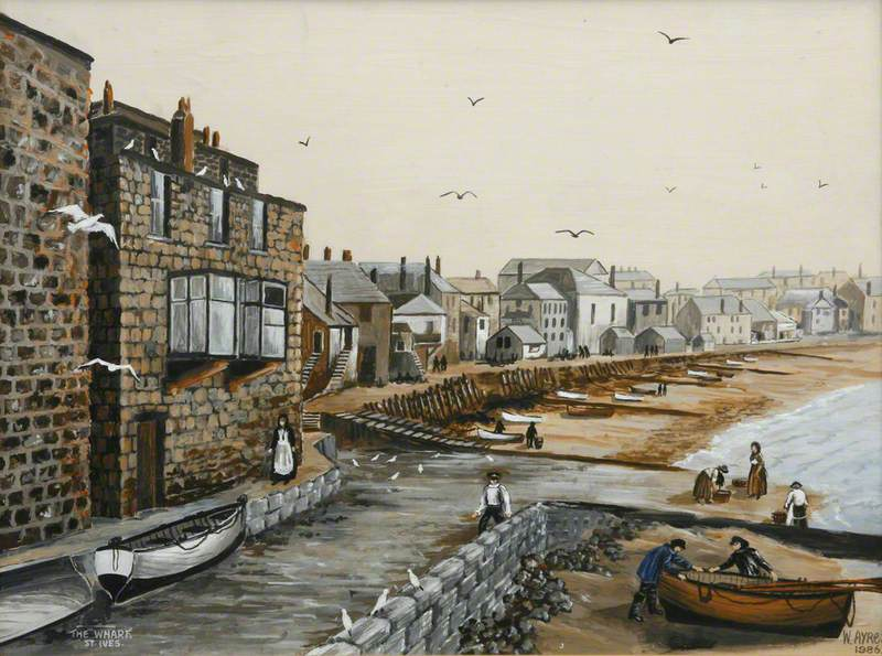The Wharf, St Ives