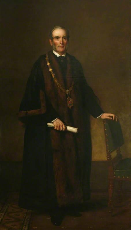 Philip Prothero Smith, Mayor (1871–1875 & 1878)