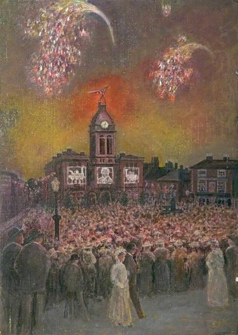 Stephenson Centenary Festival