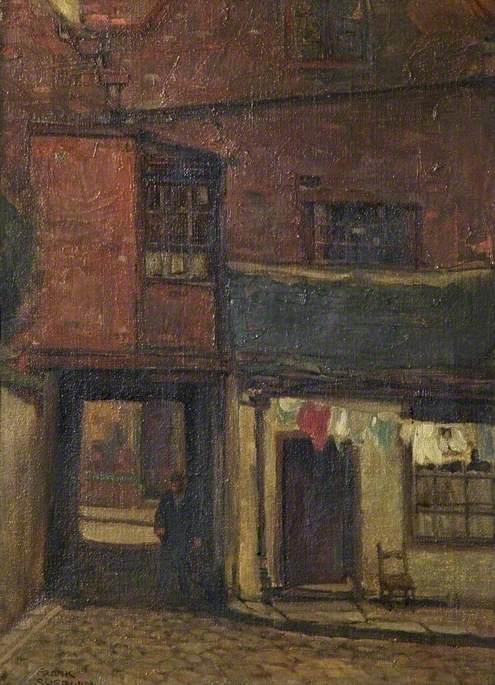 Palfree's Yard, Sadler Gate, Derby