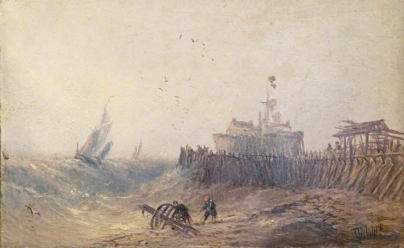 Calais Sands, France