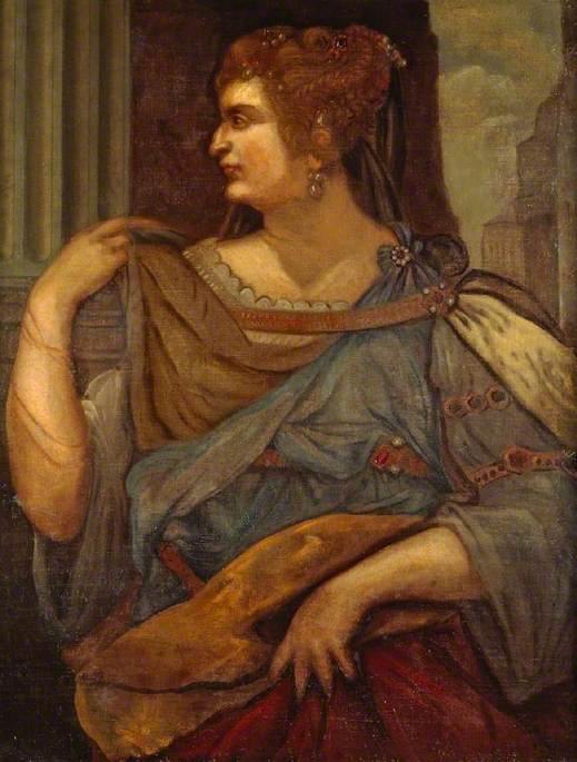 Domitia Longina, Wife of Domitian