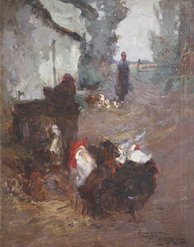 A Corner of the Farmyard