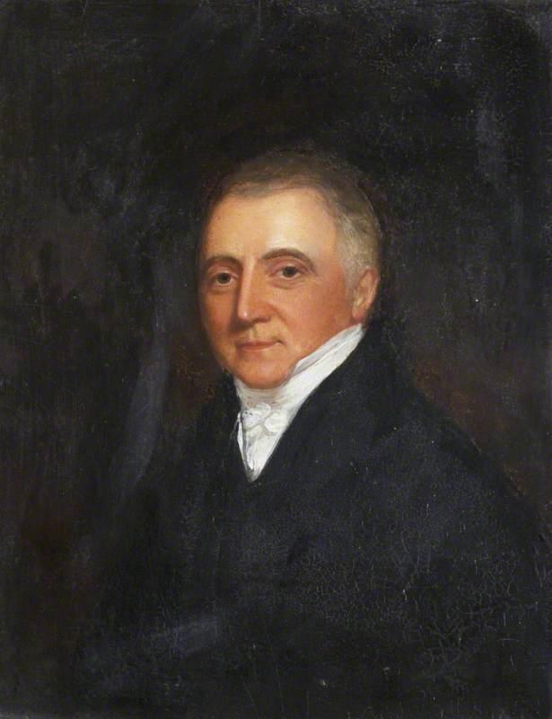 Reverend Henry Nicholls, Mayor of Barnstaple (1826)
