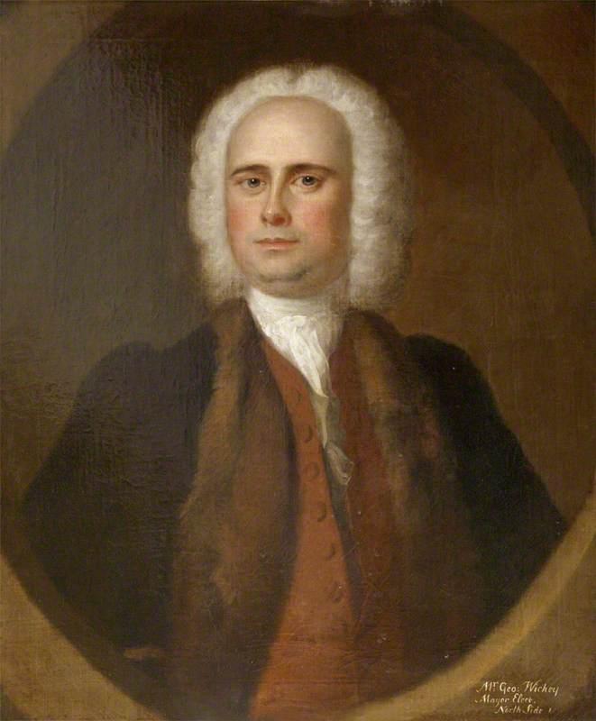 George Wickey, Mayor of Barnstaple (1739)