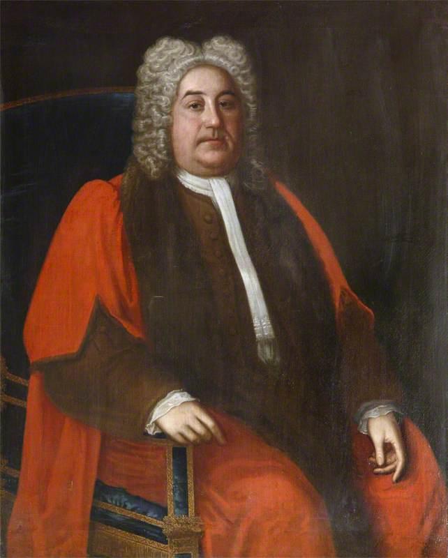 Benjamin Incledon, Recorder (1758–1796)