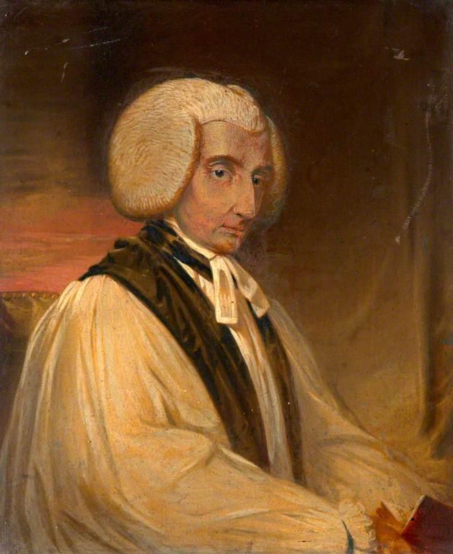 Henry Reginald Courtenay (1741–1803), DD, Bishop of Exeter (1797–1803)
