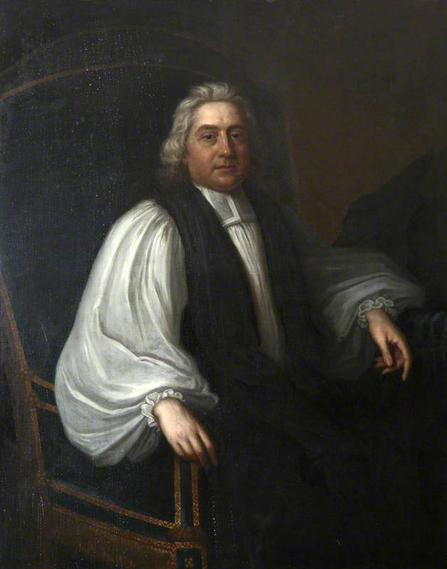 The Right Reverend Dr Ofspring Blackall (1655–1716), Bishop of Exeter (1707–1716)