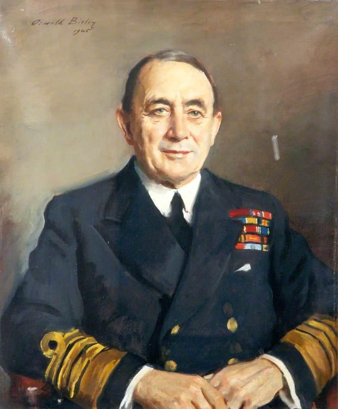 Admiral of the Fleet Sir Max Horton (1883–1951), GCB