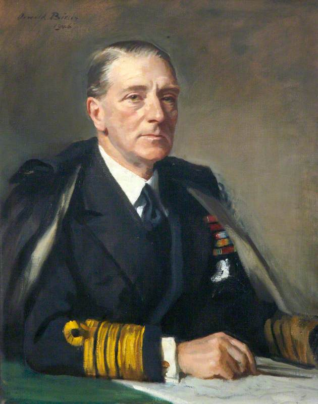 Admiral Sir Percy Noble (1880–1955)