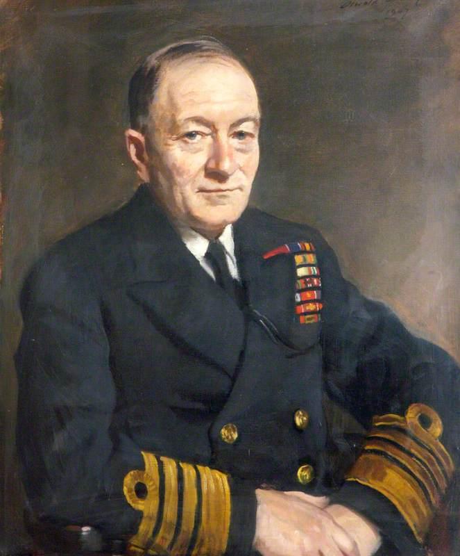 Admiral Sir John Cunningham (1885–1962), GCB