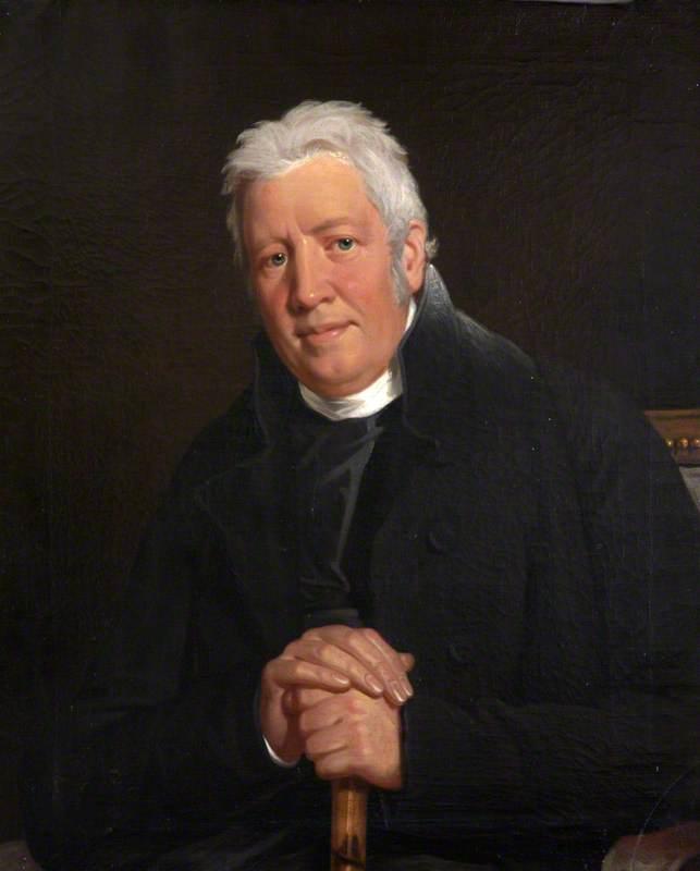 The Very Reverend John Garnett, DD, Dean of Exeter (1810–1813)