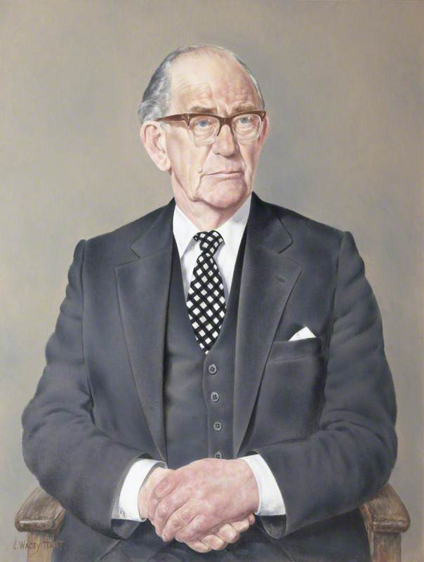 Charles Arthur Ansell, Chairman of Devon County Council (1973–1977)