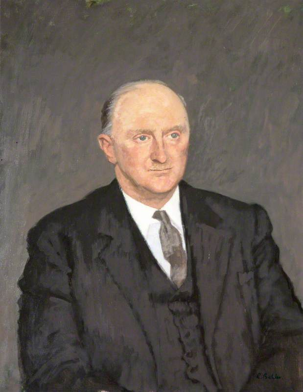 Sir George C. Hayter-Hames, Kt, Chairman of Devon County Council (1955–1965)