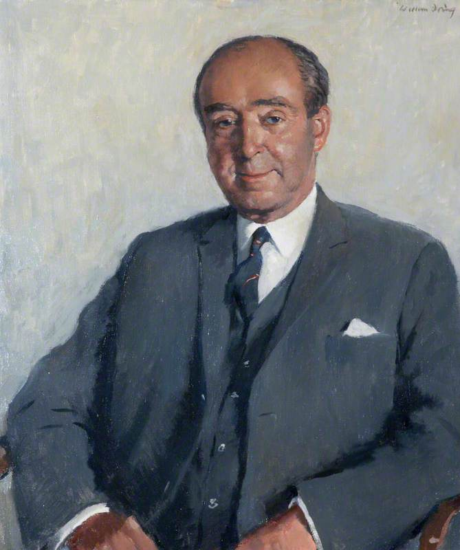 Gerald Whitmarsh, Chairman of Devon County Council (1966–1971)