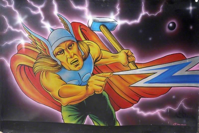 Thor Power Lightning
