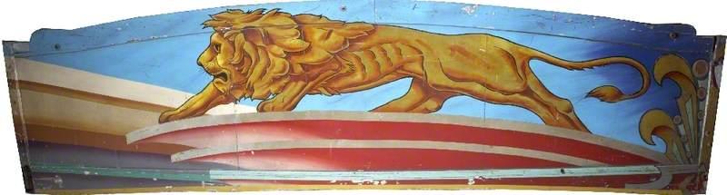 Mrs Holland's Dodgems: Lion