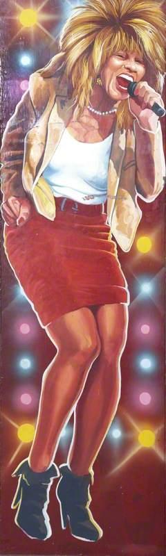 John Walter Shaw's 'Easyrider': Tina Turner