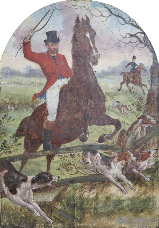 Hatwell's 'Gallopers': Fox Hunt