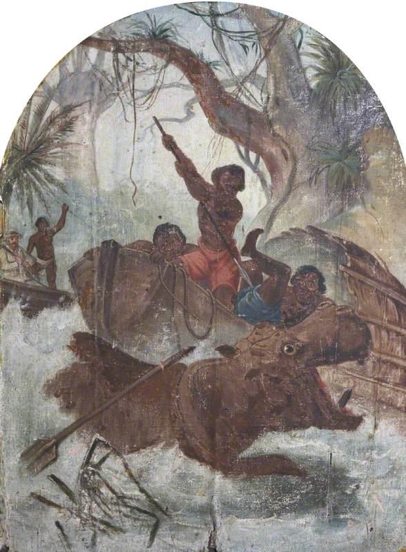Hatwell's 'Gallopers': Hippopotamus Hunt