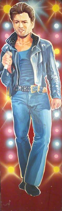 John Walter Shaw's 'Easyrider': George Michael
